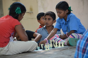 Chess @ Nakshatra, Chennai