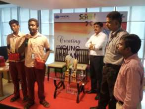 Conducted by HCL Foundation in Chennai, India