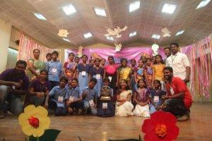 Sevalaya school was the overall winner