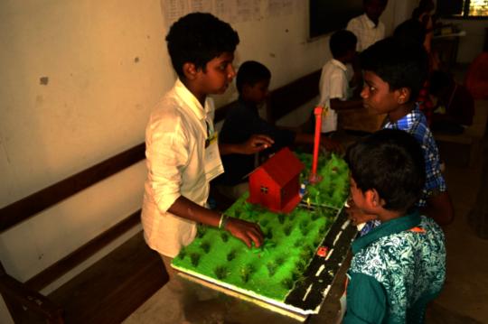 Peer learning at Ignite Fest