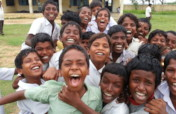 Educate 20000 Children through Volunteers in India