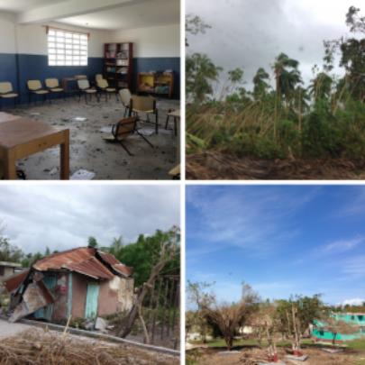 Hurricane Matthew Photos