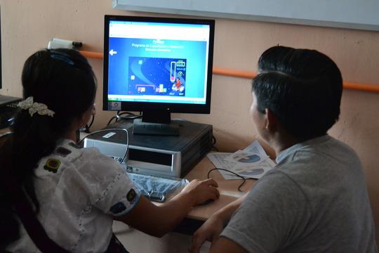 Teachers Learning Computers
