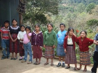 Bringing technology to rural schools in Guatemala