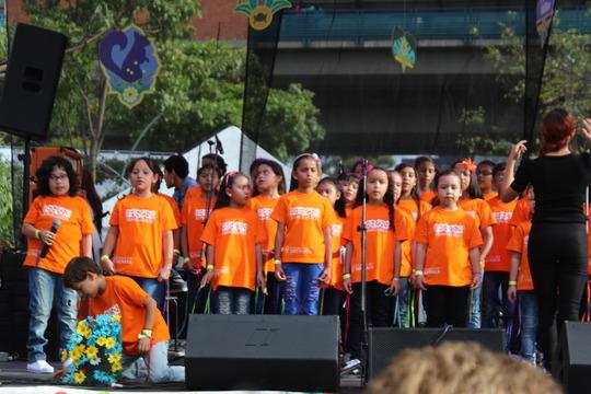 Feria de Flores concert