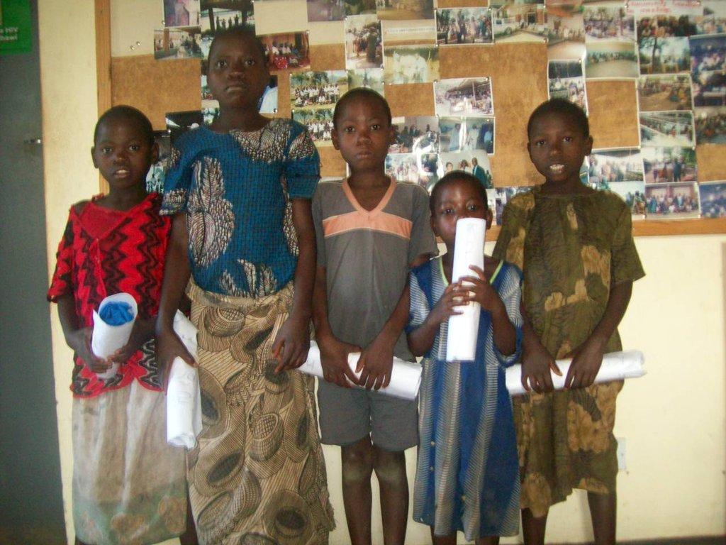 School uniform beneficiary Picture 1