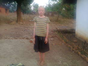 Ester is a 10 year old girl of Kaloka vge