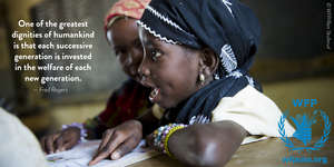 WFP and Education
