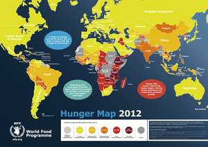 HUNGER MAP 2012