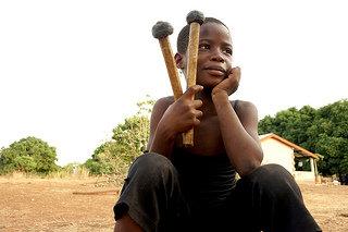 Support Music Education for Children in Ghana