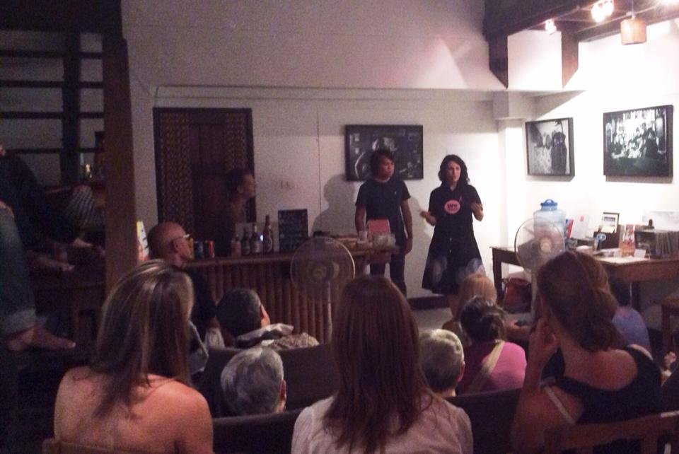 We women founder launches the Documentary
