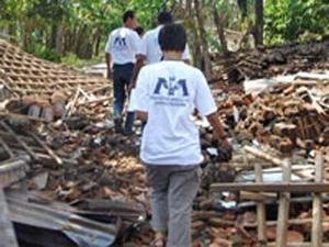 Earthquake relief for 263,000 victims in Bantul