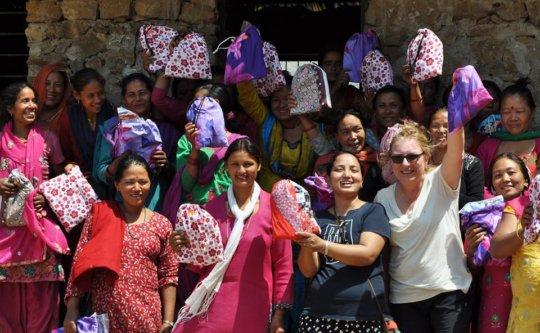 3 days for girls - 'Nicker' kits