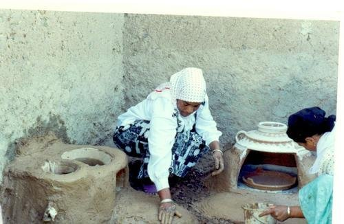Low Tech/High Impact Cookstoves for Moroccan Women