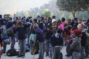 Aarohi Bal Sansar (ABS) School Children