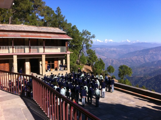 Support a Rural School in the Himalayas