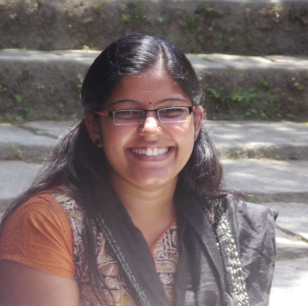 Rachana, our new Education Coordinator