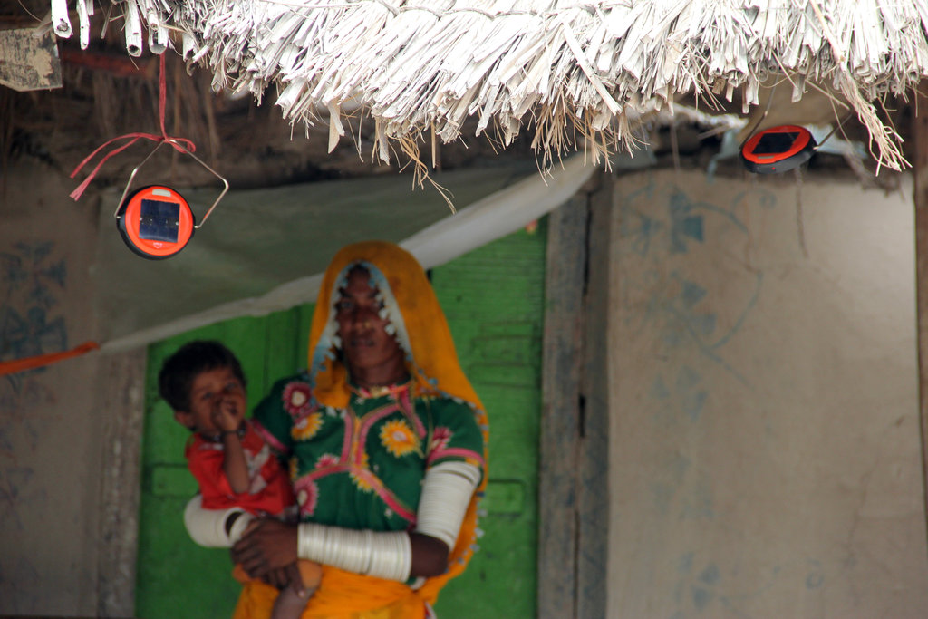 Solar Lanterns for 600 Families in Rural Pakistan