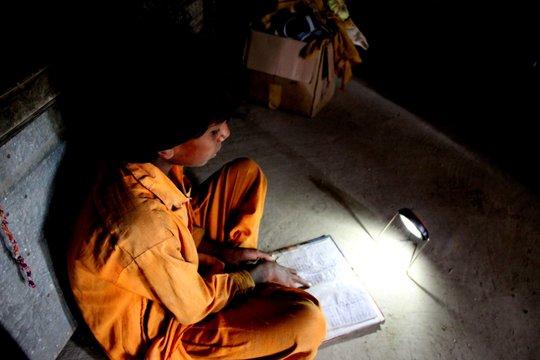 Solar Lanterns for 600 Families in Rural Pakistan