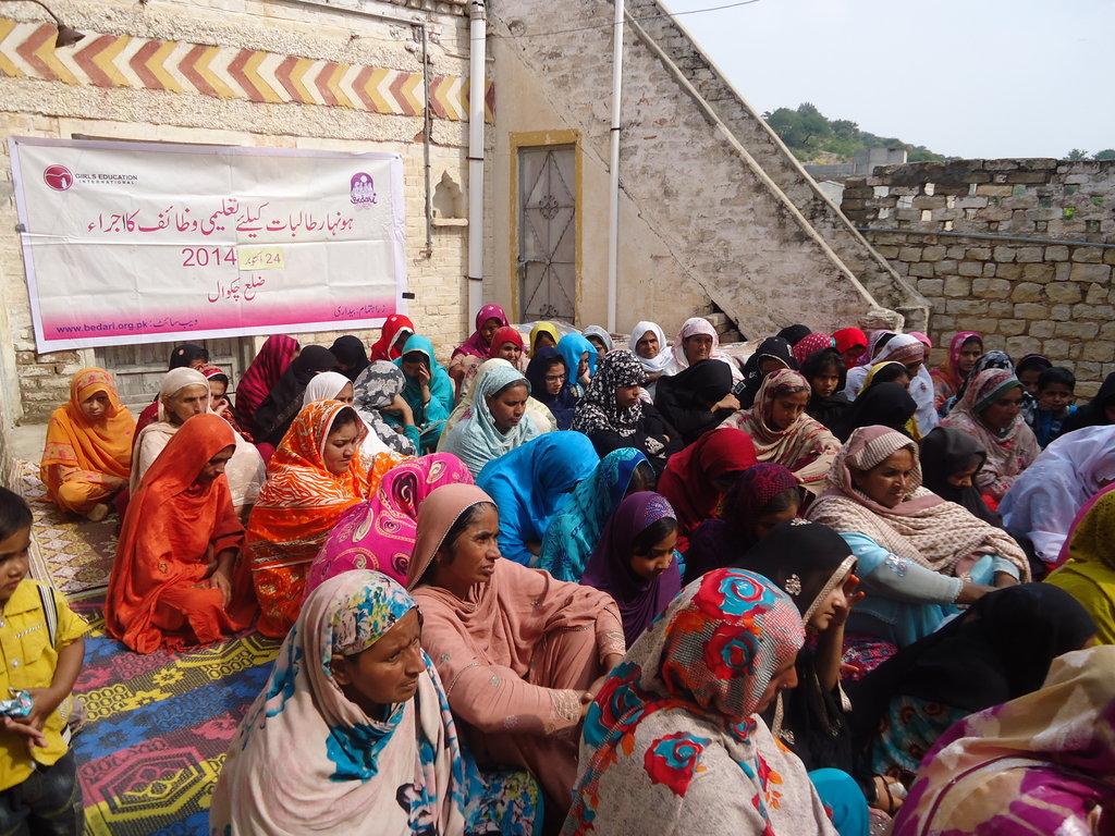Girls Ed and Bedari Launch New Program