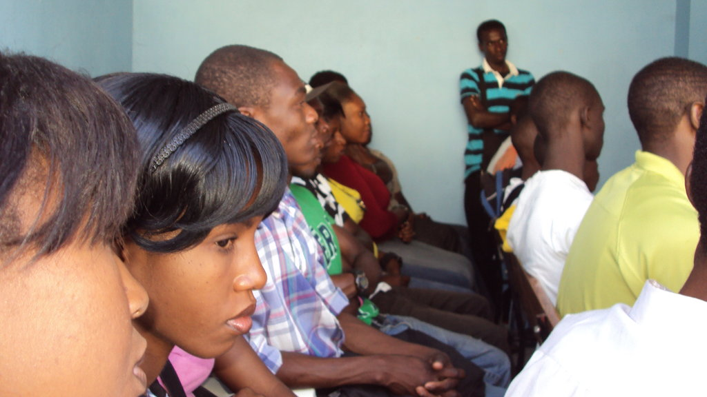 Help Build a Student Computer Center in Haiti