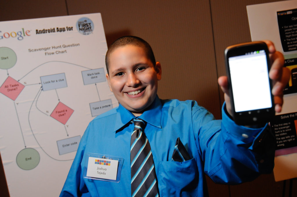 Hands-on Technology Experience for Low-Income Kids