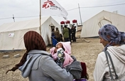 Treating Patients and Refugees from Syrian Crisis