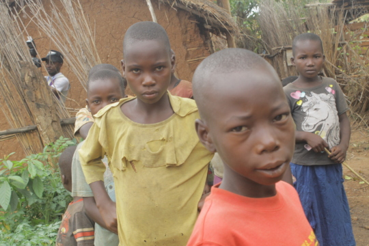 #1. Orphaned children nearby where they live
