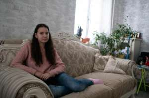 Video profile helped Polina find the family