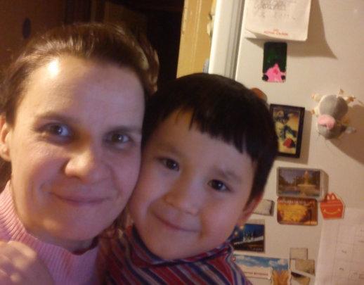 Svetlana and Kostya