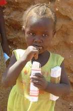 Reach Out to an Orphan Child in Sudan