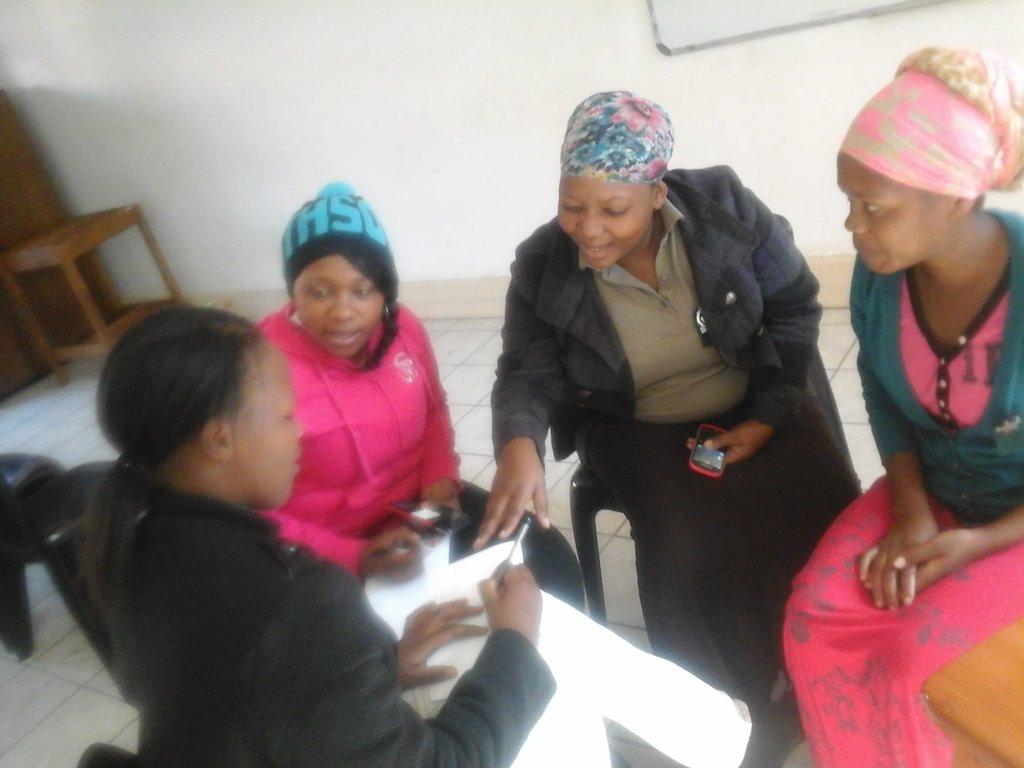 Meyerton asipring women entrepreneurs