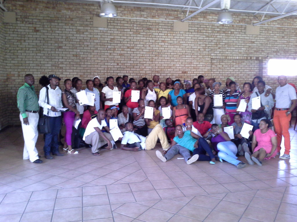 MEP graduates after completing training