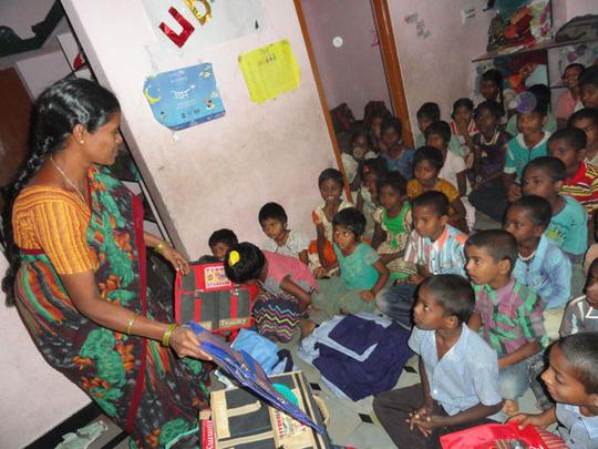 orphan home in kurnool run by seruds ngo