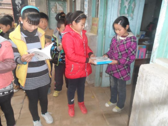 Huhai students