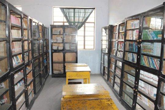 Zhujiashan Elementary School, Lianyungang, Jiangsu