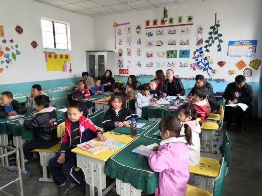 reading class