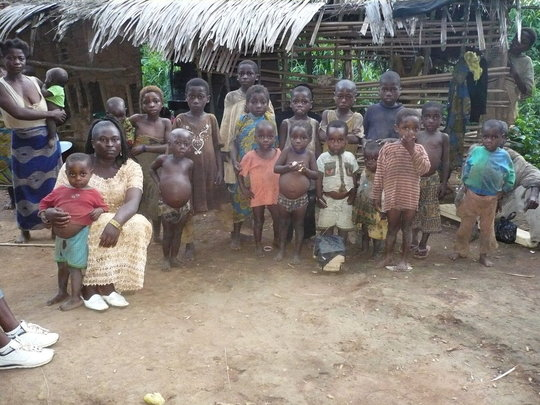 Bring Schooling to 100 pygmy children in Cameroon