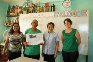 Barangay Council, Core Shelter, & Foundation U.