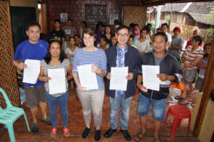 Deed of Donation - Community Partners