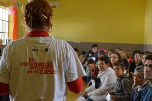 Training for teens in rural Uruguay