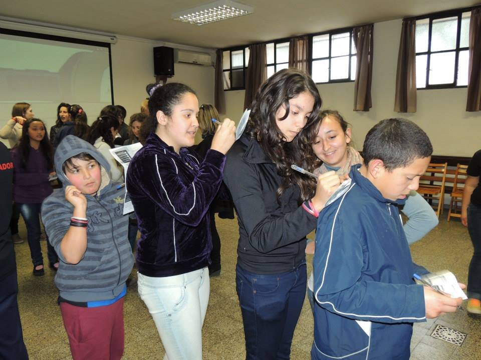 Empower 3,000  adolescents in violence prevention
