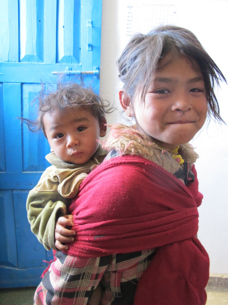 Stop Girl Trafficking in Nepal