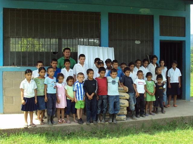 Drinking Water for Poor Schools in Rural Honduras
