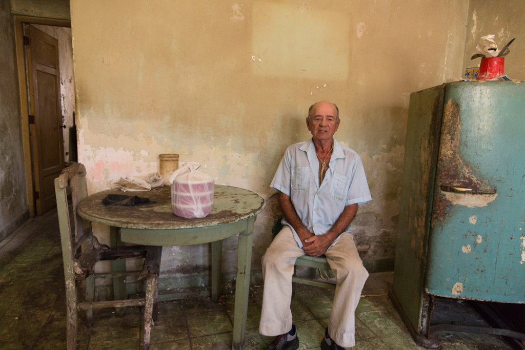 2 Meals/Day for 40 Disabled Cubans in Havana 2018