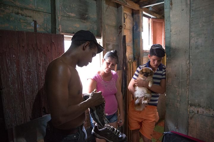 2 Meals/Day for 35 Disabled Cubans in Havana 2020