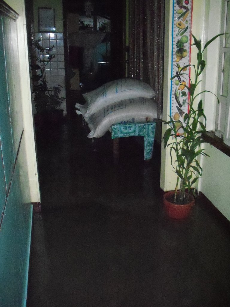 Help feed and clothe flood victims in Philippines