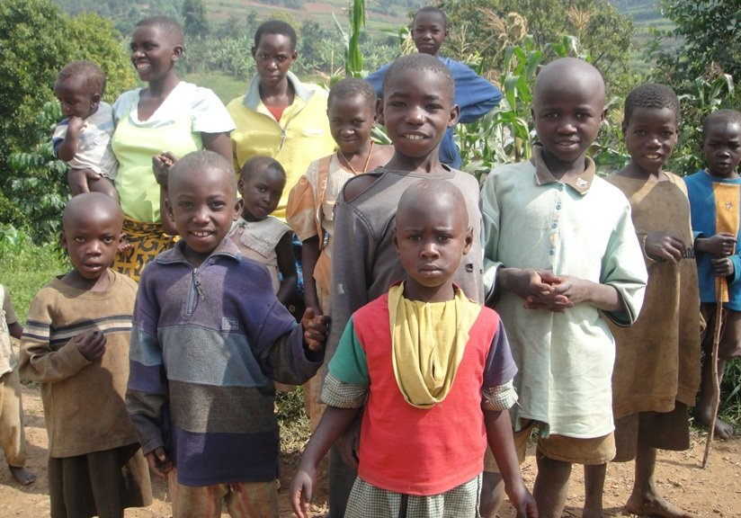 Top Ten Grantmaking Donors that Support Children's Projects