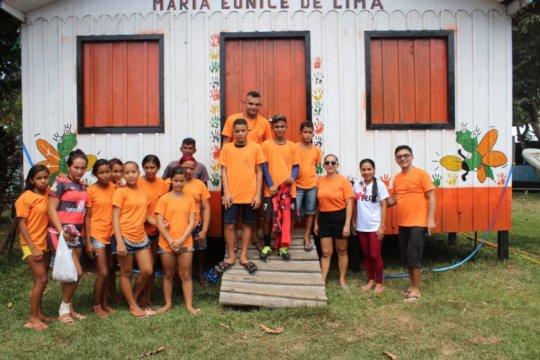 Maria Eunice de Lime Library