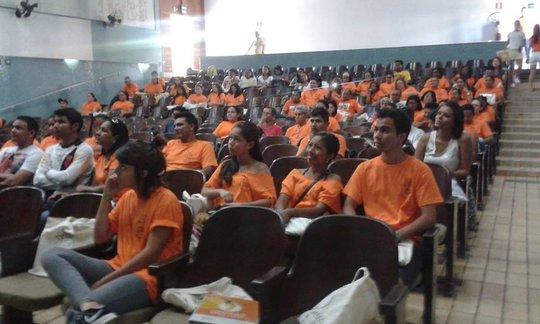 Volunteers at Reading Mediation workshop